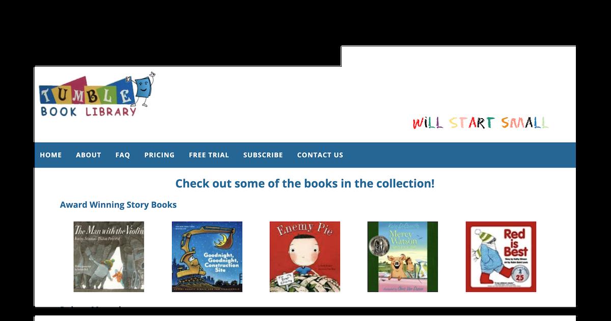 Free Read Aloud Books