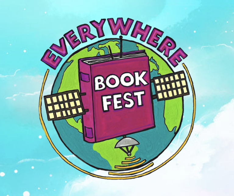 Everywhere Book Fest, May 1 and May 2