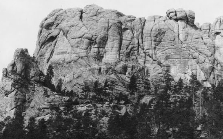 Mount Rushmore Native American